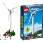 LEGO® Creator Expert 10268 Vestas® Windkraftanlage - Titelbild | ©LEGO Gruppe