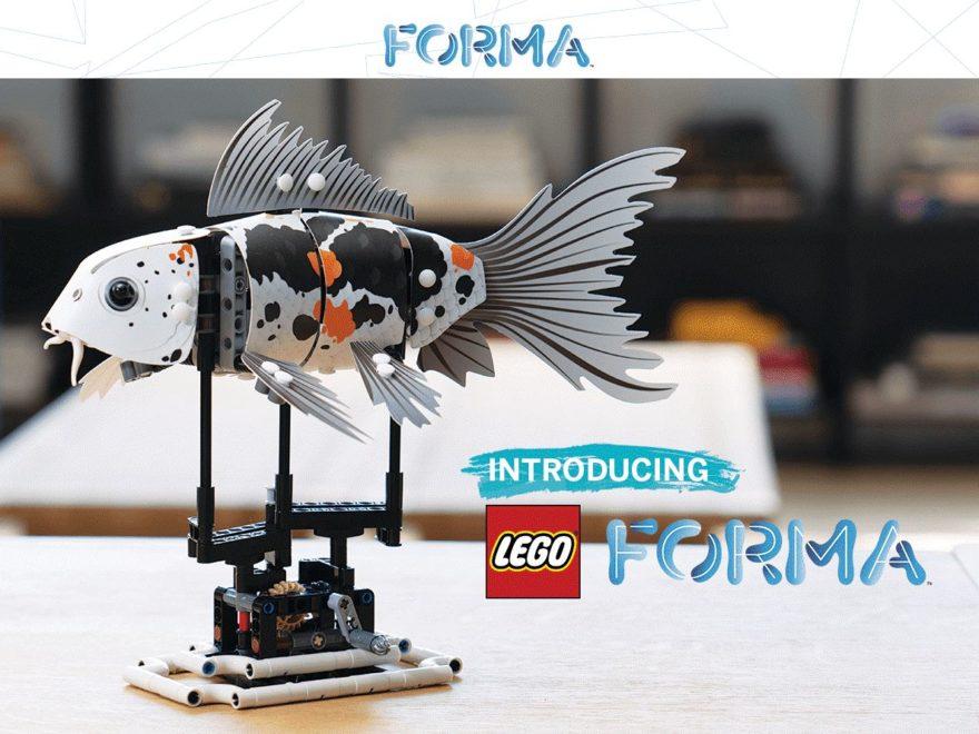 LEGO® FORMA Titelbild | ©LEGO Gruppe