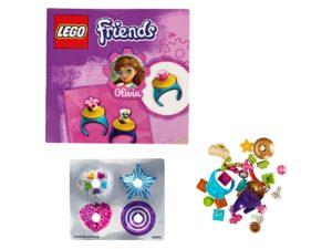 LEGO® Friends Freundschaftsringe Polybag 5005237 - Inhalt | ©LEGO Gruppe