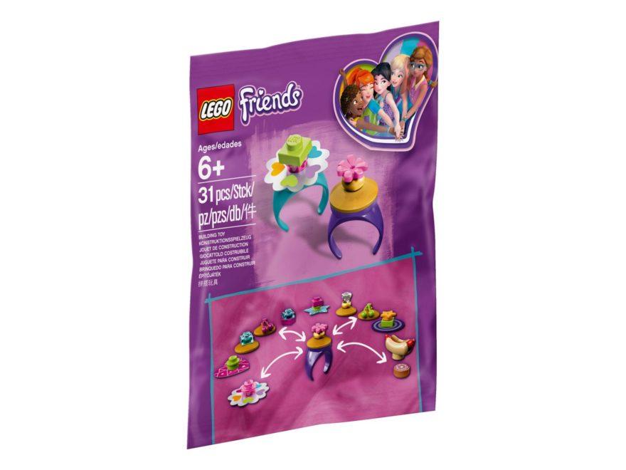LEGO® Friends Freundschaftsringe Polybag 5005237 | ©LEGO Gruppe