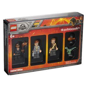 LEGO® Jurassic World Minifiguren Set 5005255 - Packung Vorderseite | ©LEGO Gruppe