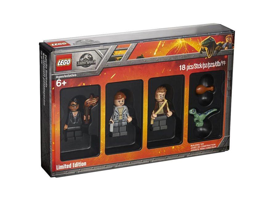 LEGO® Jurassic World Minifiguren Set 5005255 - Titelbild | ©LEGO Gruppe