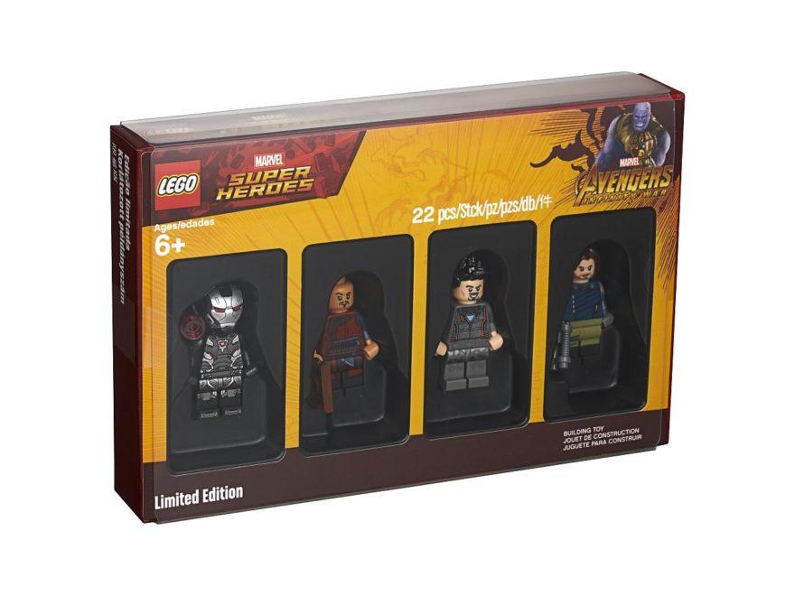 LEGO® Marvel Super Heroes Minifiguren Set 5005256 | ©LEGO Gruppe