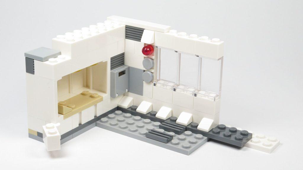 LEGO® Star Wars™ 75203 - Bauabschnitt 1 - Fenster, Innenseite | ©2018 Brickzeit