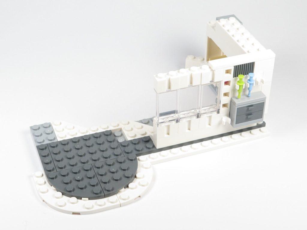 LEGO® Star Wars™ 75203 - Bauabschnitt 2 - runder Bereich | ©2018 Brickzeit