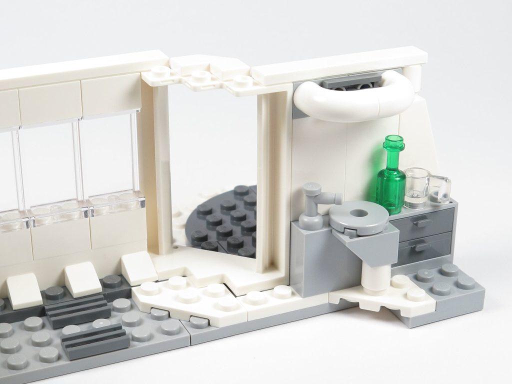 LEGO® Star Wars™ 75203 - Bauabschnitt 2 - Durchgang, Schubladen, Wasserspender, | ©2018 Brickzeit
