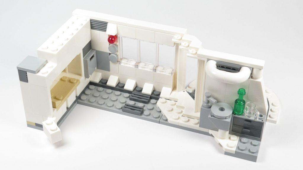 LEGO® Star Wars™ 75203 - Bauabschnitt 2 - Innenseite | ©2018 Brickzeit