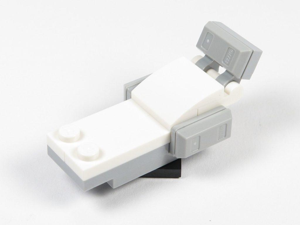 LEGO® Star Wars™ 75203 - Bauabschnitt 2 - Liege | ©2018 Brickzeit