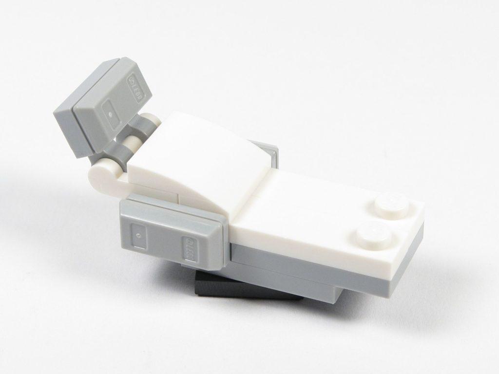 LEGO® Star Wars™ 75203 - Bauabschnitt 2 - Liege 2 | ©2018 Brickzeit