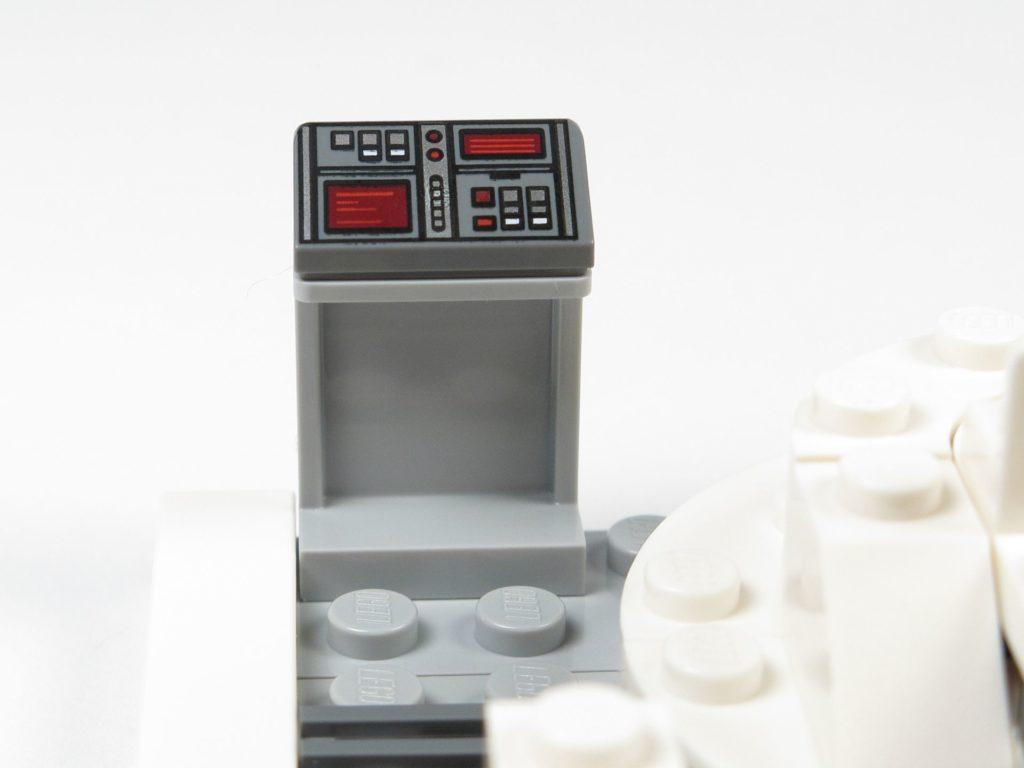 LEGO® Star Wars™ 75203 - Bauabschnitt 3 -Armatur 2 | ©2018 Brickzeit