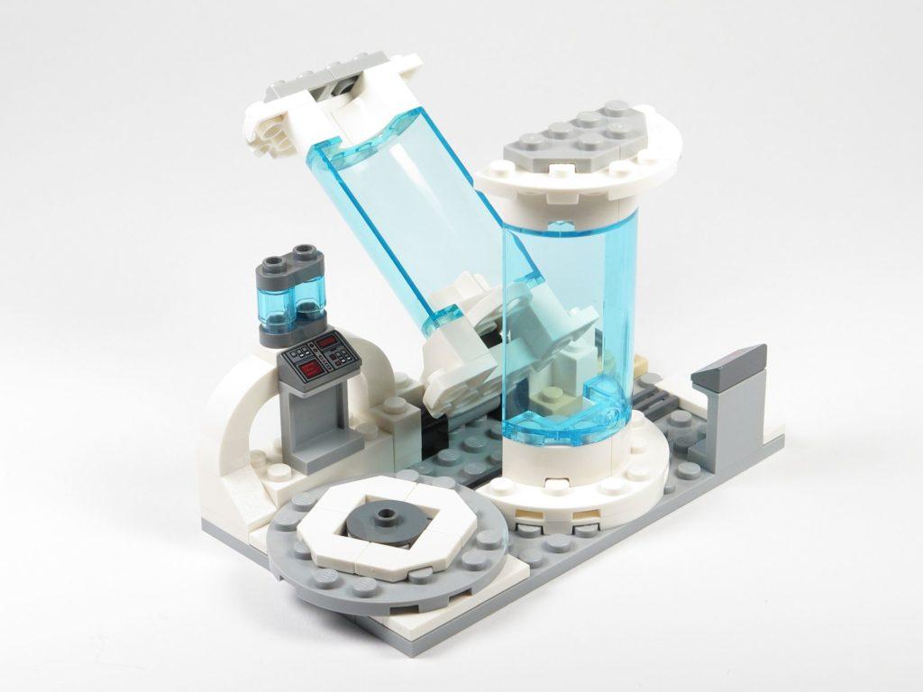 LEGO® Star Wars™ 75203 - Bauabschnitt 3 - Bactatank offen | ©2018 Brickzeit