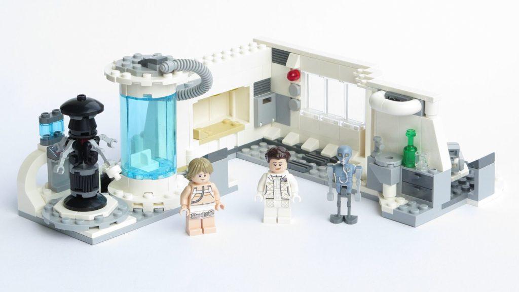 LEGO® Star Wars™ 75203 Heilkammer auf Hoth™ | ©2018 Brickzeit