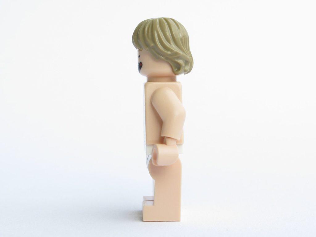 LEGO® Star Wars™ 75203 - Minifigur Luke Skywalker - linke Seite | ©2018 Brickzeit