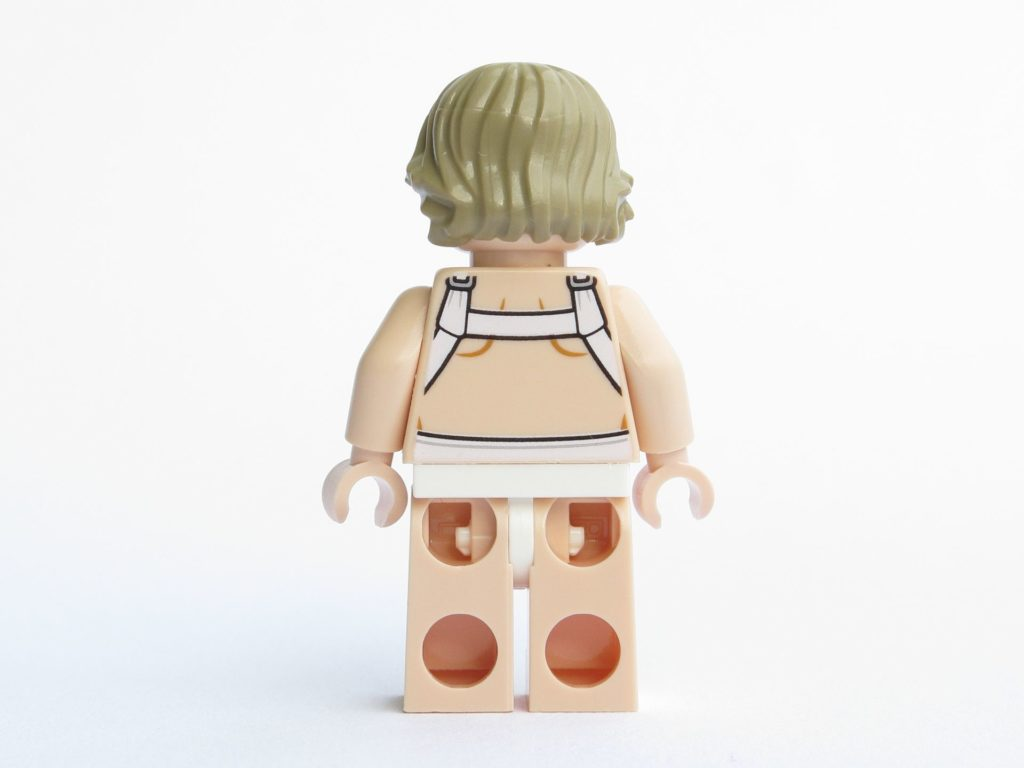 LEGO® Star Wars™ 75203 - Minifigur Luke Skywalker - Rückseite | ©2018 Brickzeit