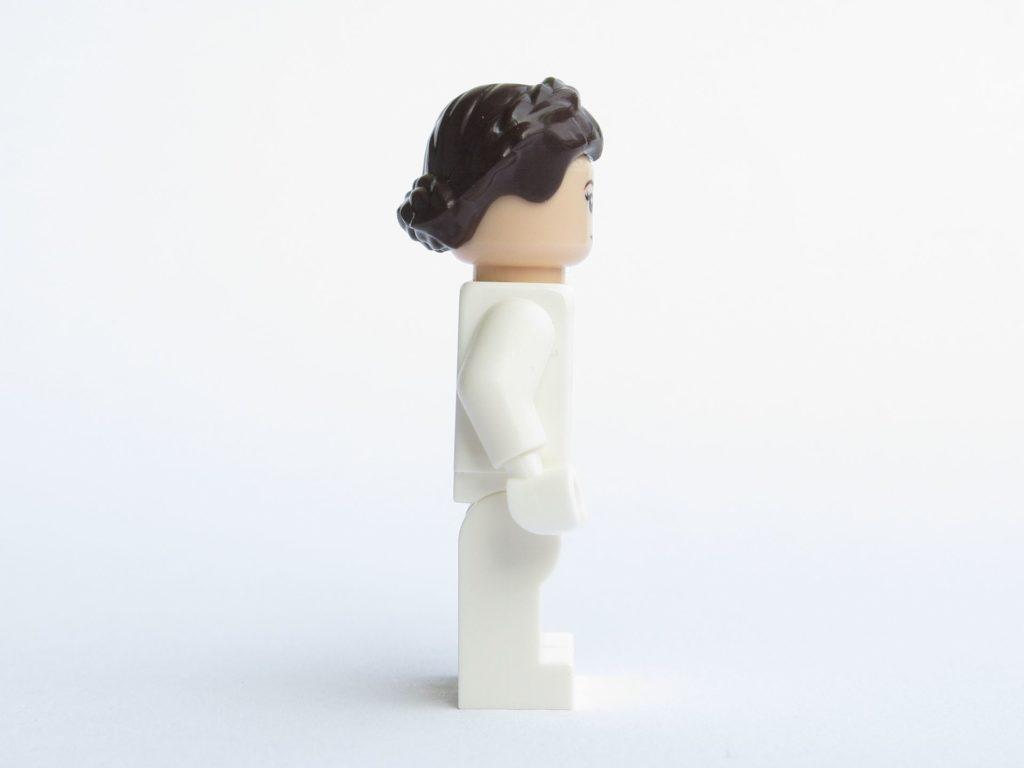 LEGO® Star Wars™ 75203 - Minifigur Prinzessin Leia Organa - rechte Seite | ©2018 Brickzeit