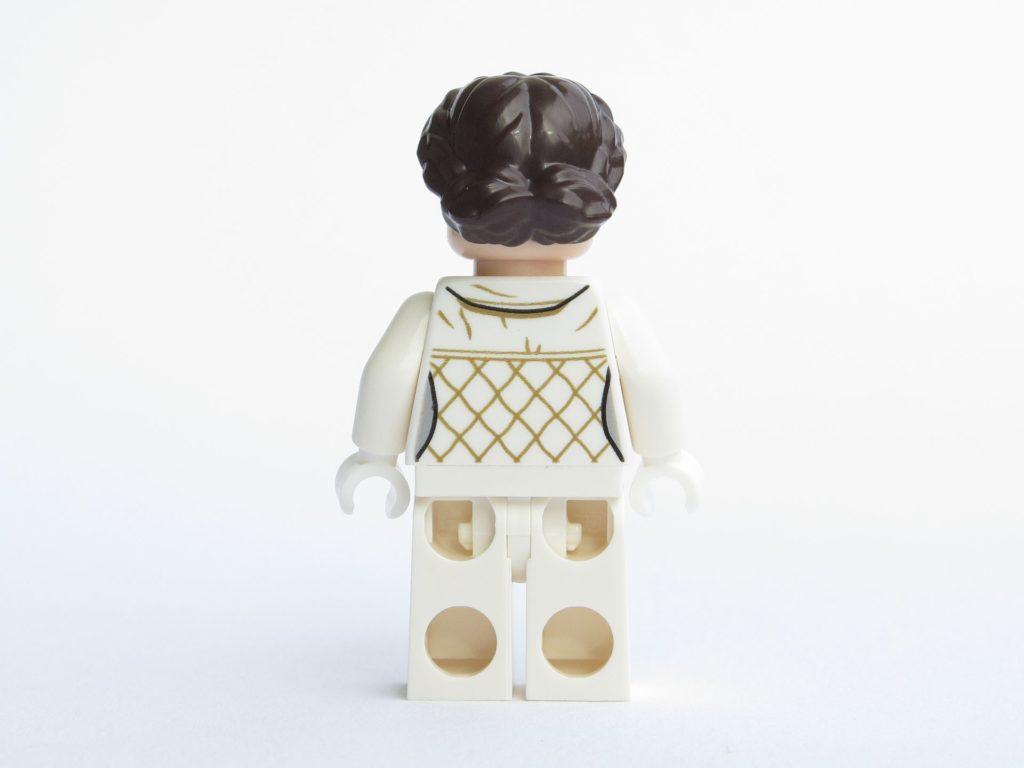 LEGO® Star Wars™ 75203 - Minifigur Prinzessin Leia Organa - Rückseite | ©2018 Brickzeit
