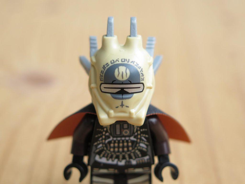 LEGO® Star Wars™ 75215 - Minifigur Enfys Nest - Helm | ©2018 Brickzeit