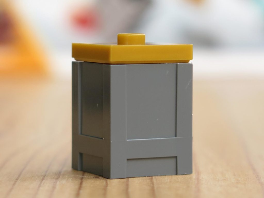 LEGO® Star Wars™ 75215 - Kiste, geschlossen | ©2018 Brickzeit