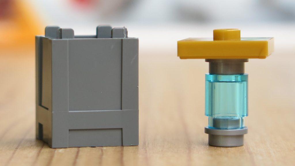 LEGO® Star Wars™ 75215 - Kiste, geöffnet | ©2018 Brickzeit