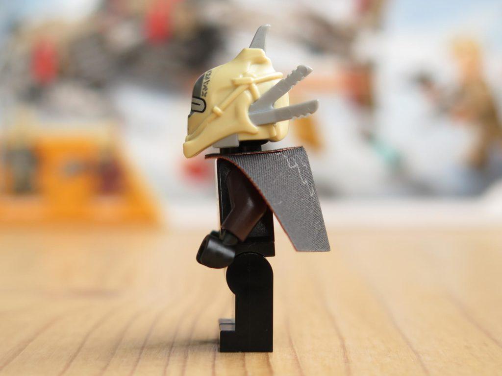 LEGO® Star Wars™ 75215 - Minifigur Enfys Nest - linke Seite | ©2018 Brickzeit