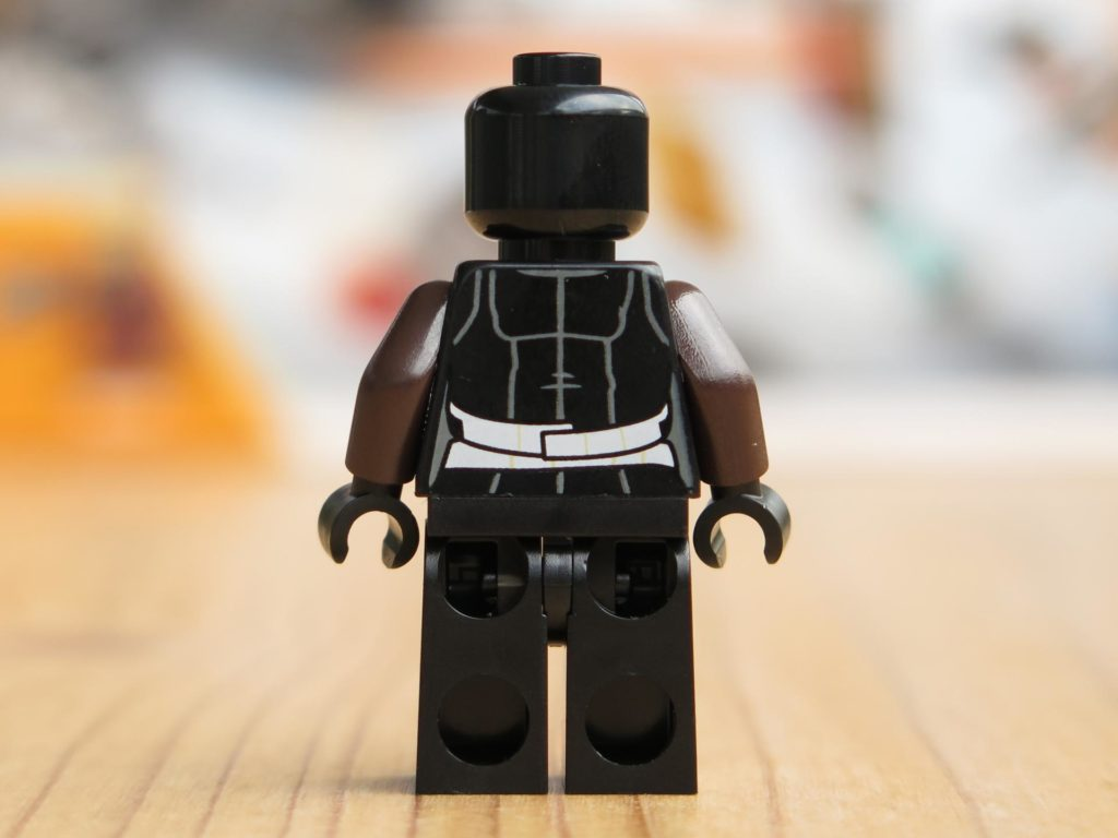 LEGO® Star Wars™ 75215 - Minifigur Enfys Nest ohne Zubehör - Rückseite | ©2018 Brickzeit