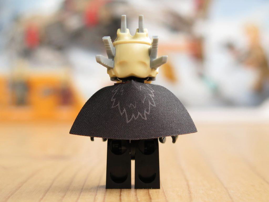 LEGO® Star Wars™ 75215 - Minifigur Enfys Nest - Rückseite | ©2018 Brickzeit