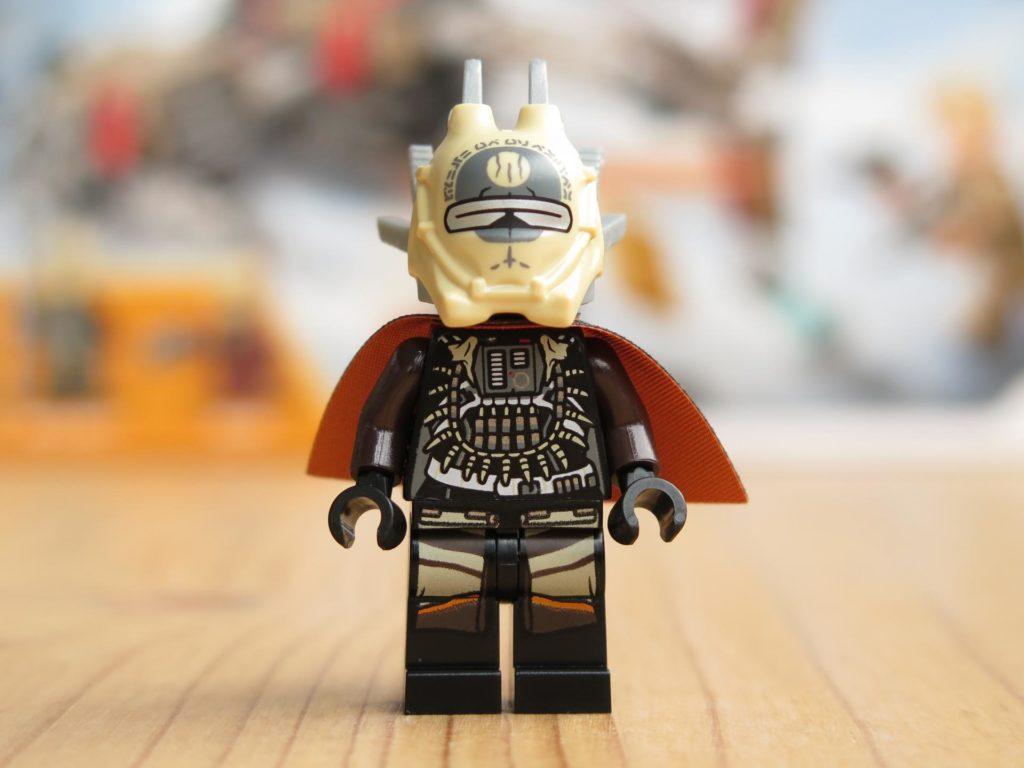 LEGO® Star Wars™ 75215 - Minifigur Enfys Nest - Vorderseite | ©2018 Brickzeit