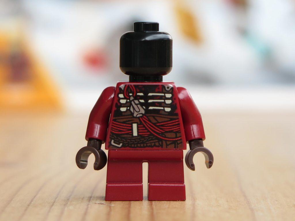 LEGO® Star Wars™ 75215 - Minifigur Weazel ohne Helm - Vorderseite | ©2018 Brickzeit