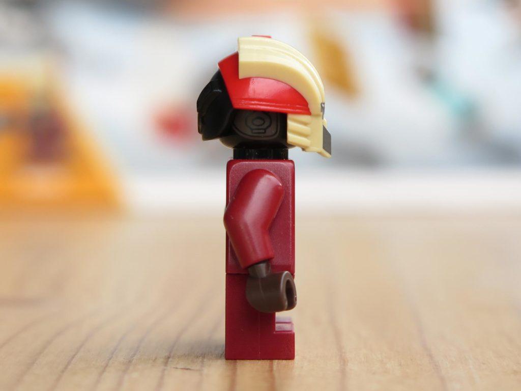 LEGO® Star Wars™ 75215 - Minifigur Weazel - rechte Seite | ©2018 Brickzeit