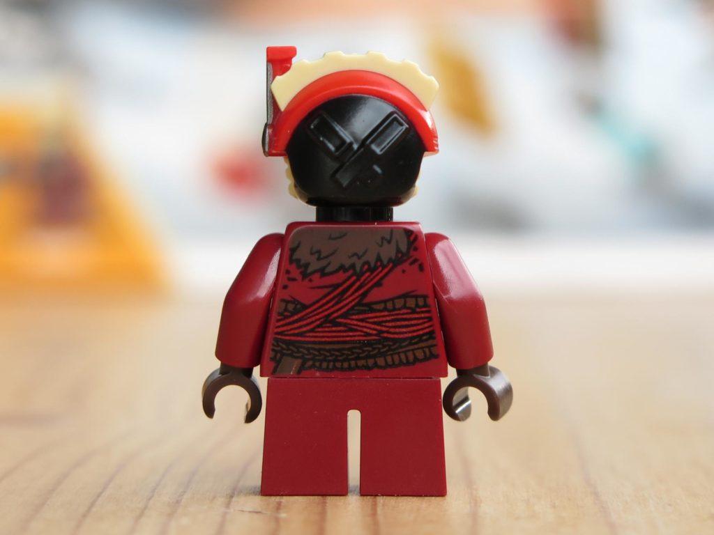 LEGO® Star Wars™ 75215 - Minifigur Weazel - Rückseite | ©2018 Brickzeit