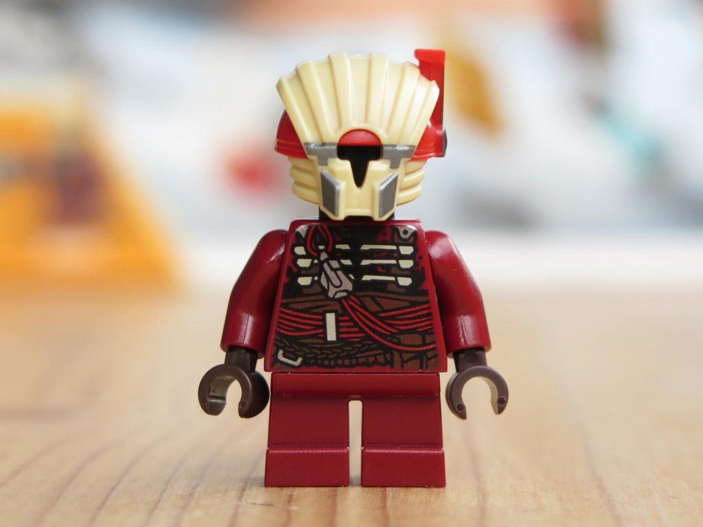 LEGO® Star Wars™ 75215 - Minifigur Weazel - Vorderseite | ©2018 Brickzeit