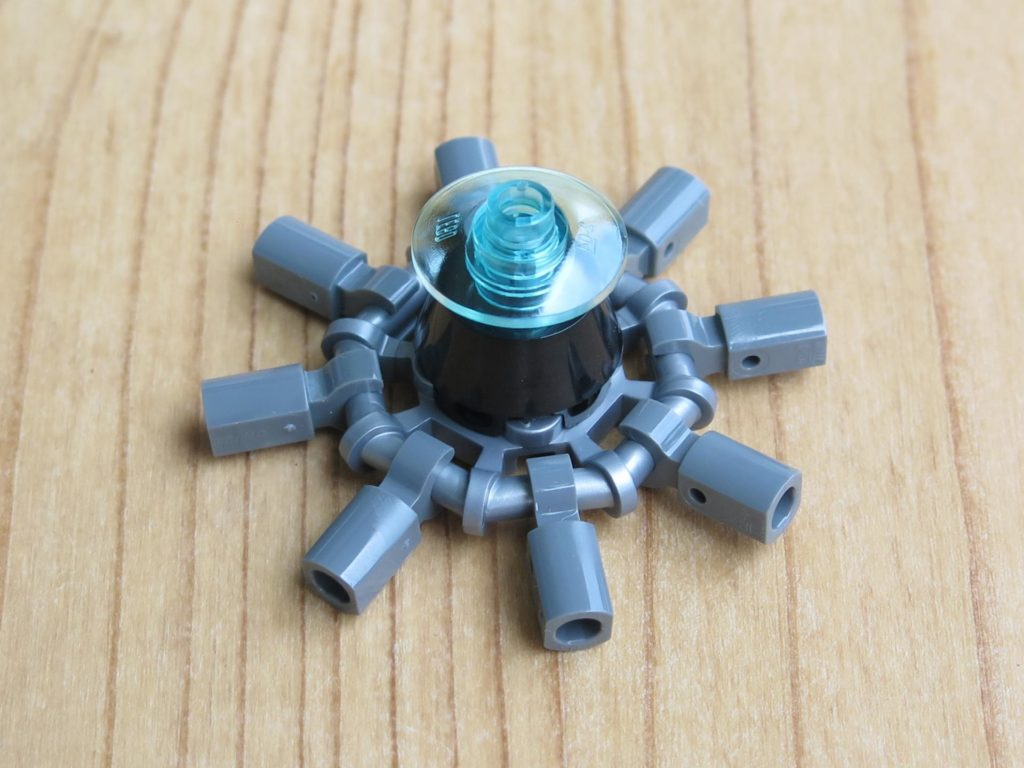 LEGO® Star Wars™ 75215 - Antrieb 1 | ©2018 Brickzeit