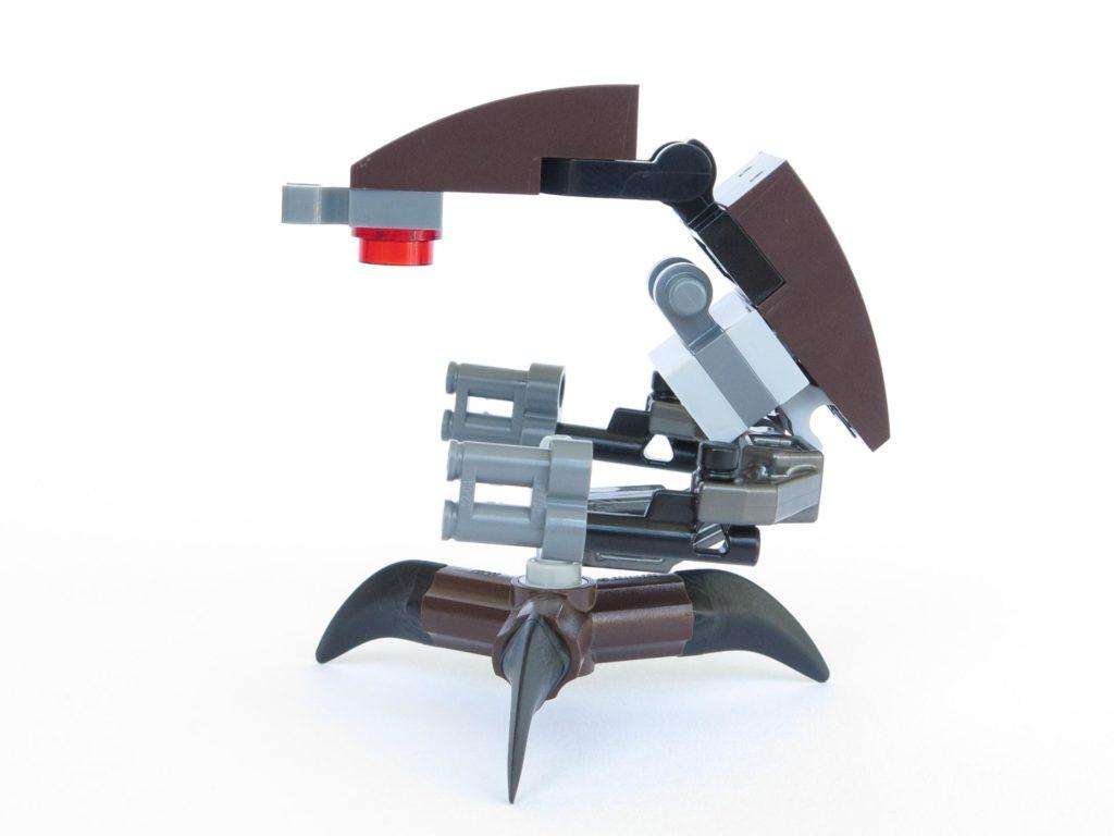 LEGO® Star Wars™ Magazin Nr. 40 - Droideka linke Seite | ©2018 Brickzeit