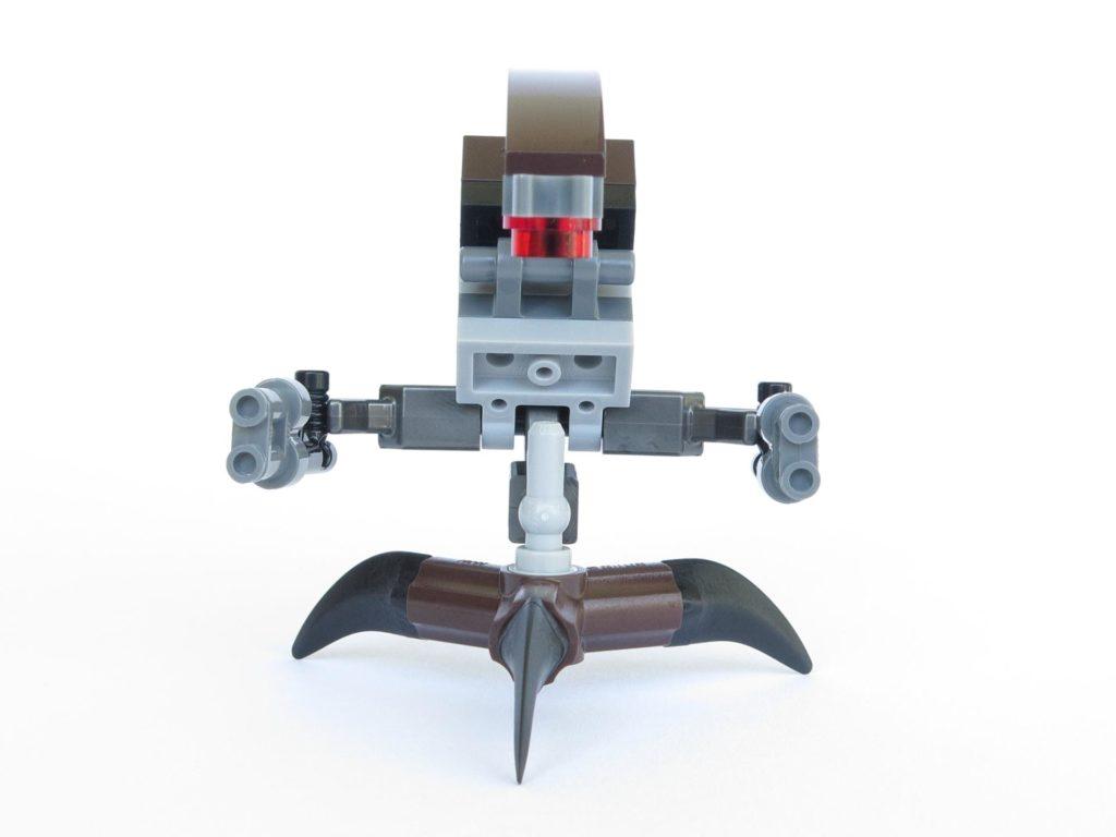 LEGO® Star Wars™ Magazin Nr. 40 - Droideka Vorderseite | ©2018 Brickzeit