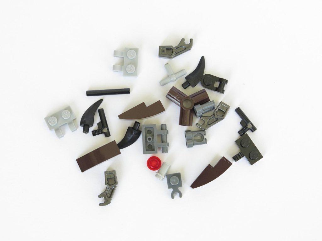 LEGO® Star Wars™ Magazin Nr. 40 - Inhalt Polybag | ©2018 Brickzeit