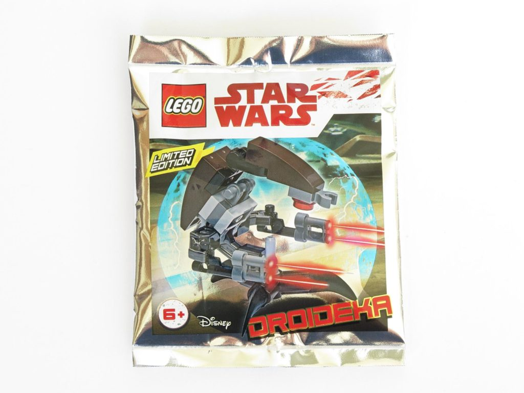 LEGO® Star Wars™ Magazin Nr. 40 - Polybag | ©2018 Brickzeit