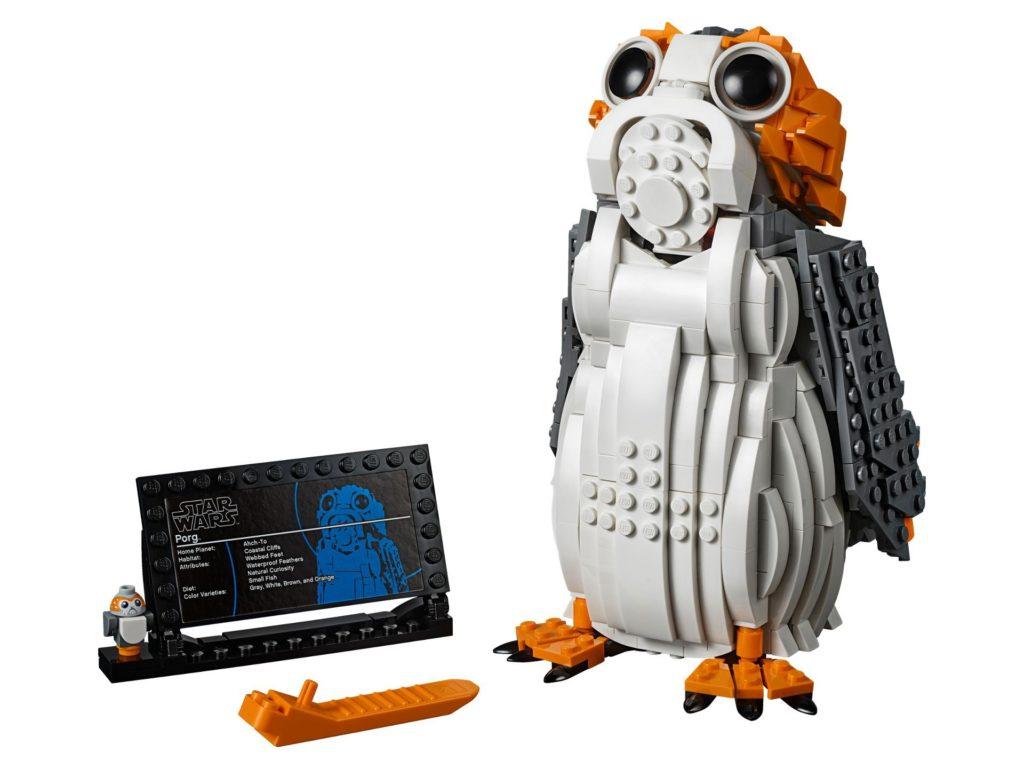 LEGO® Star Wars™ Porg 75230 | ©LEGO Gruppe