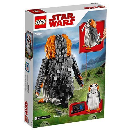 LEGO Star Wars Porg 75230 - Packung Rückseite | ©LEGO Gruppe
