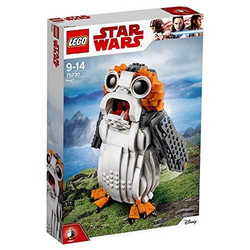 LEGO Star Wars Porg 75230 - Packung Vorderseite | ©LEGO Gruppe