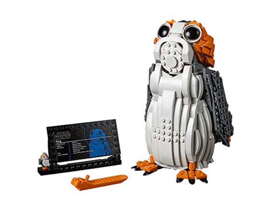 LEGO Star Wars Porg 75230 - Titelbild | ©LEGO Gruppe
