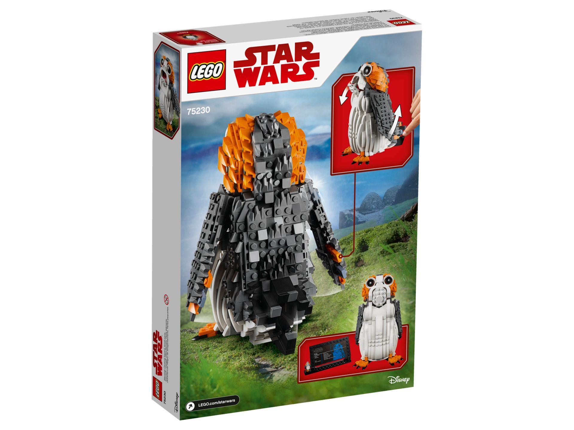 Lego Star Wars Porg 75230 Im Lego Online Shop Gelistet Ab 1