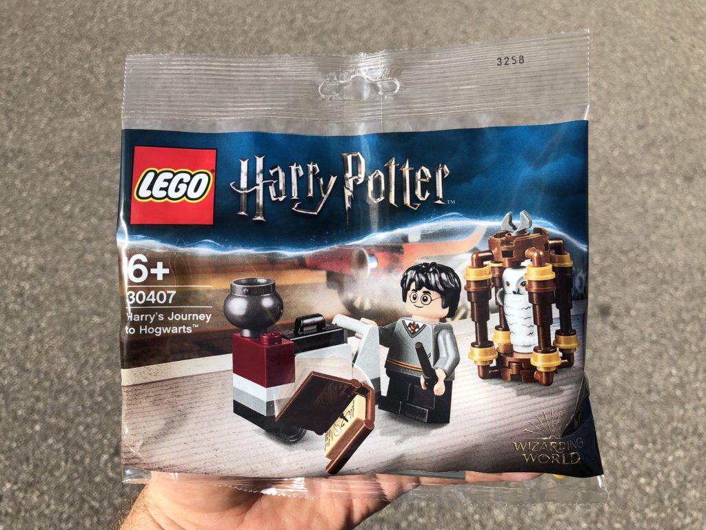 LEGO Harry Potter Polybag 30407 - Harry's Jouney to Hogwarts | 2018 Brickzeit