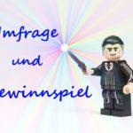 Umfrage und Gewinnspiel - Die beliebteste Harry Potter Minifigur der Serie 71022 | ©Brickzeit