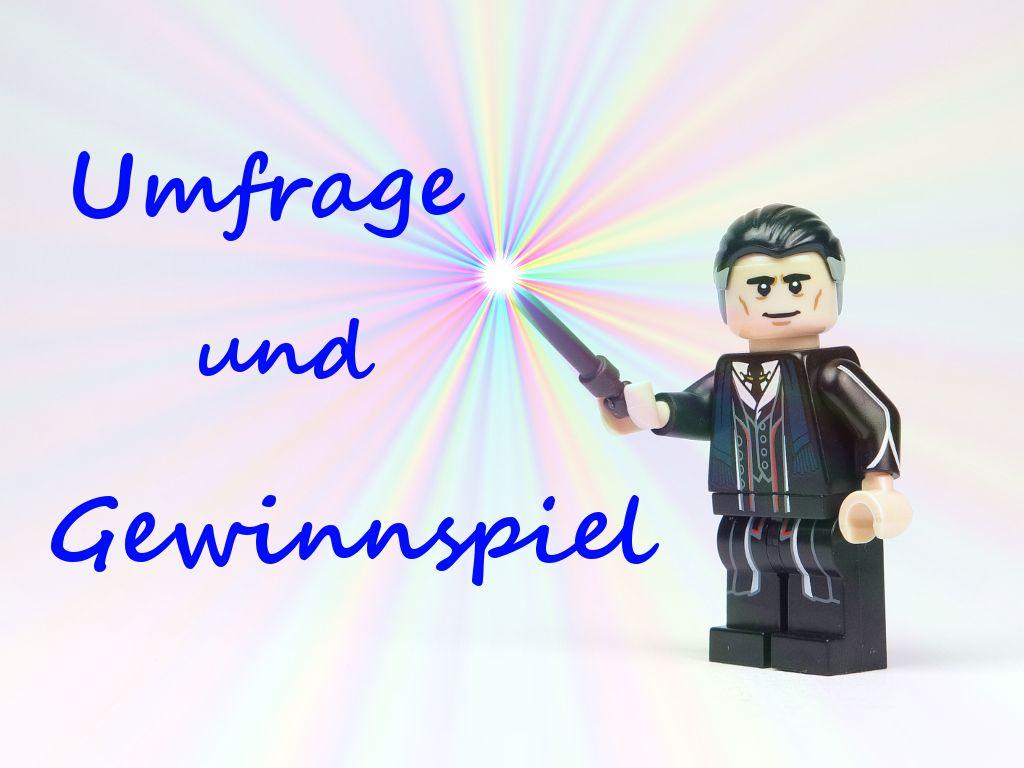 Gewinnspiel Und Umfrage Die Beliebteste Lego Harry Potter Minifigur Der Serie 71022 Beendet Brickzeit