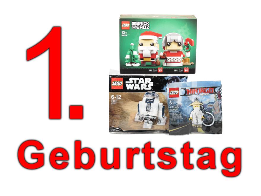 1. Geburtstag Brickzeit.de - Titelbild
