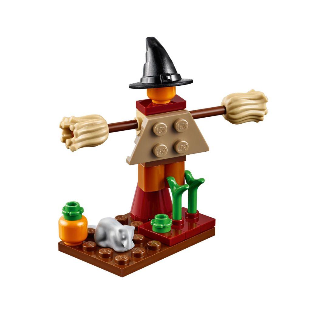 LEGO® 40285 Vogelscheuche mit Feld | ©LEGO Gruppe