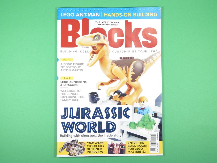 LEGO Blocks Magazin Ausgabe 49 - Coverbild