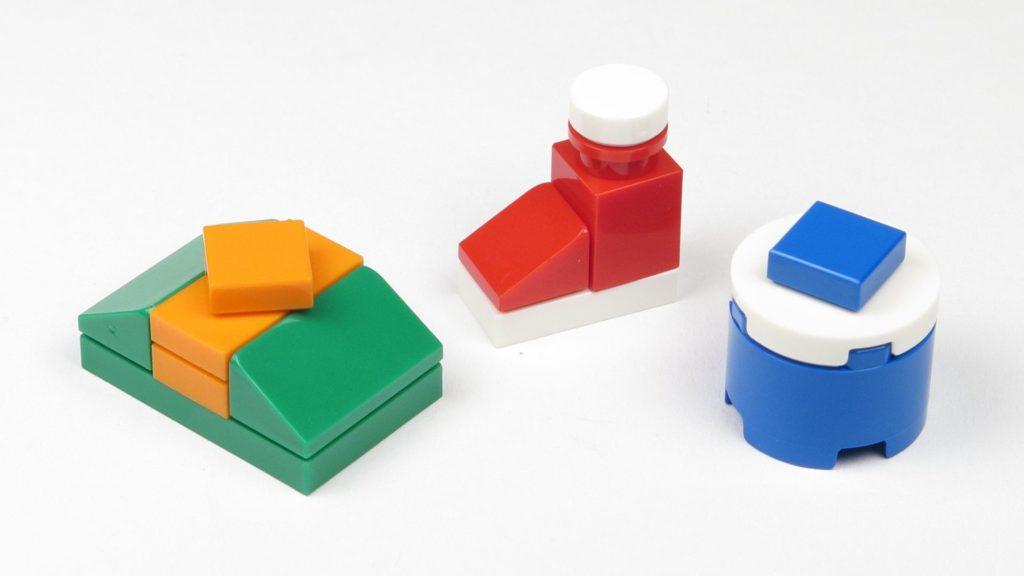 LEGO® City 60201 Adventskalender 2018 - Geschenke | ©2018 Brickzeit
