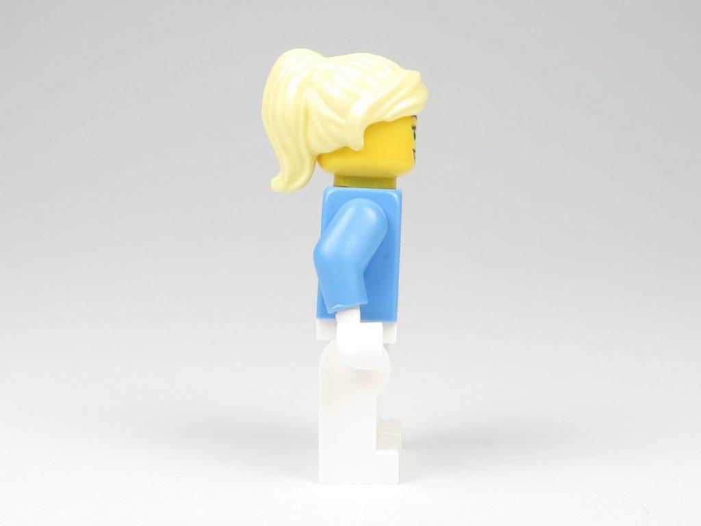 LEGO® City 60201 Adventskalender 2018 - Frau, rechte Seite | ©2018 Brickzeit