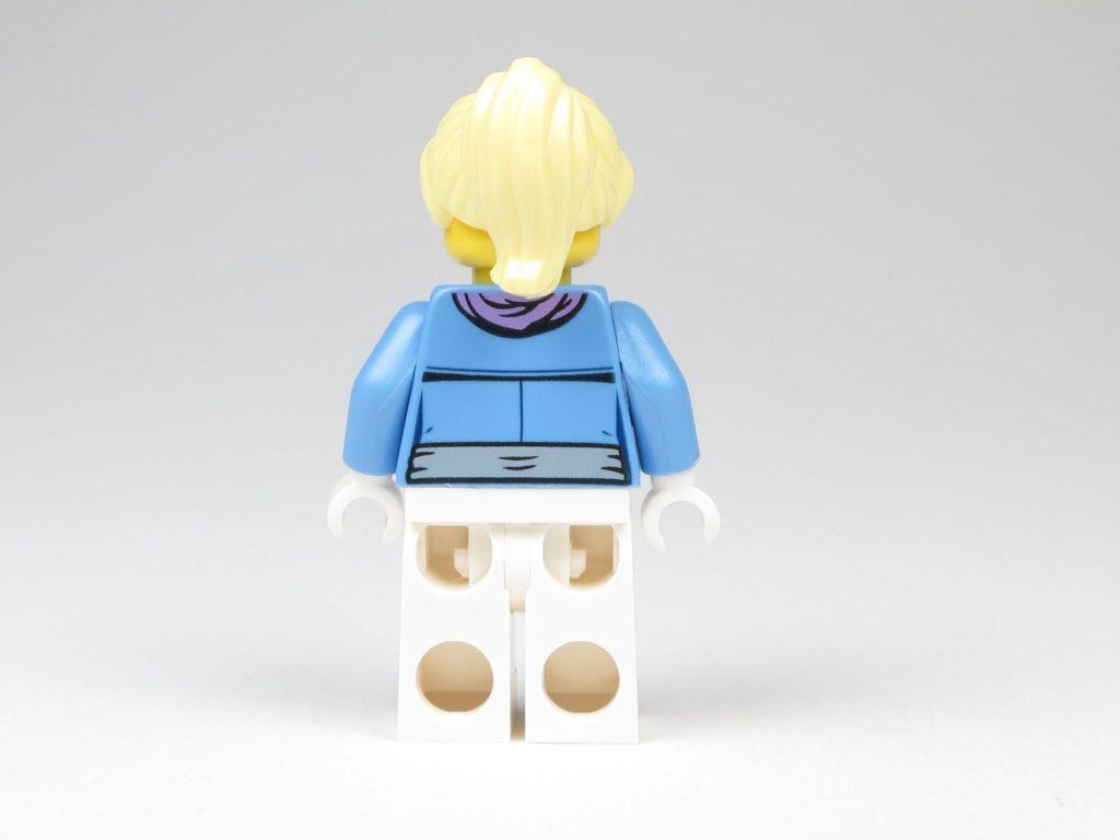LEGO® City 60201 Adventskalender 2018 - Frau, Rückseite | ©2018 Brickzeit